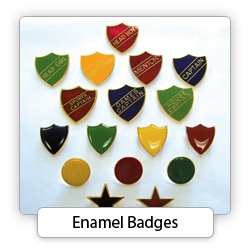 Enamel Badges Special Make