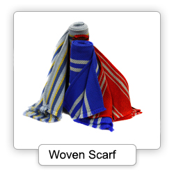 6035 Woven Scarf